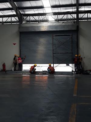 tukang service rolling door murah 085714997117