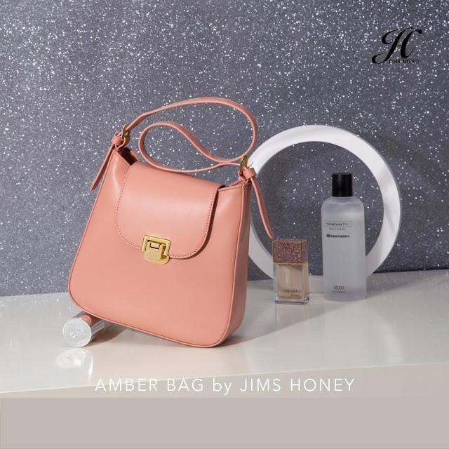 JIMS HONEY AMBER BAG