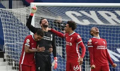 ليصدم وست برومتش.. أليسون بيكر ينقذ ليفربول ويحقق فوزًا غاليًا