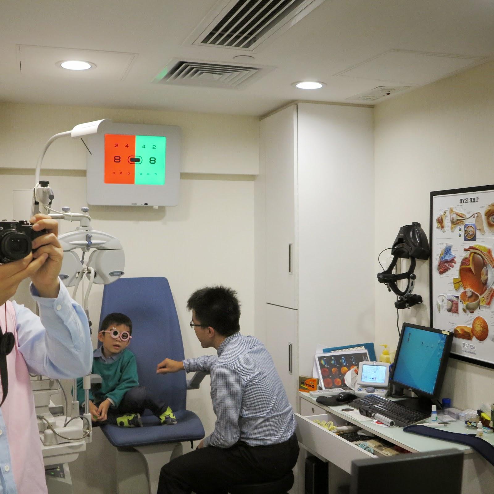 國皇的婚禮: 兒童驗眼視力檢查比較- 眼鏡88專業護眼中心 vs 政府健康院 vs 理工大學