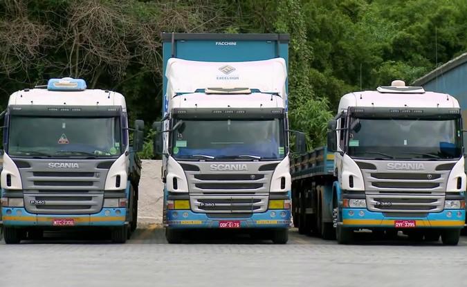 Transporte Excelsior inicia nova turma para formação de motoristas carreteiros