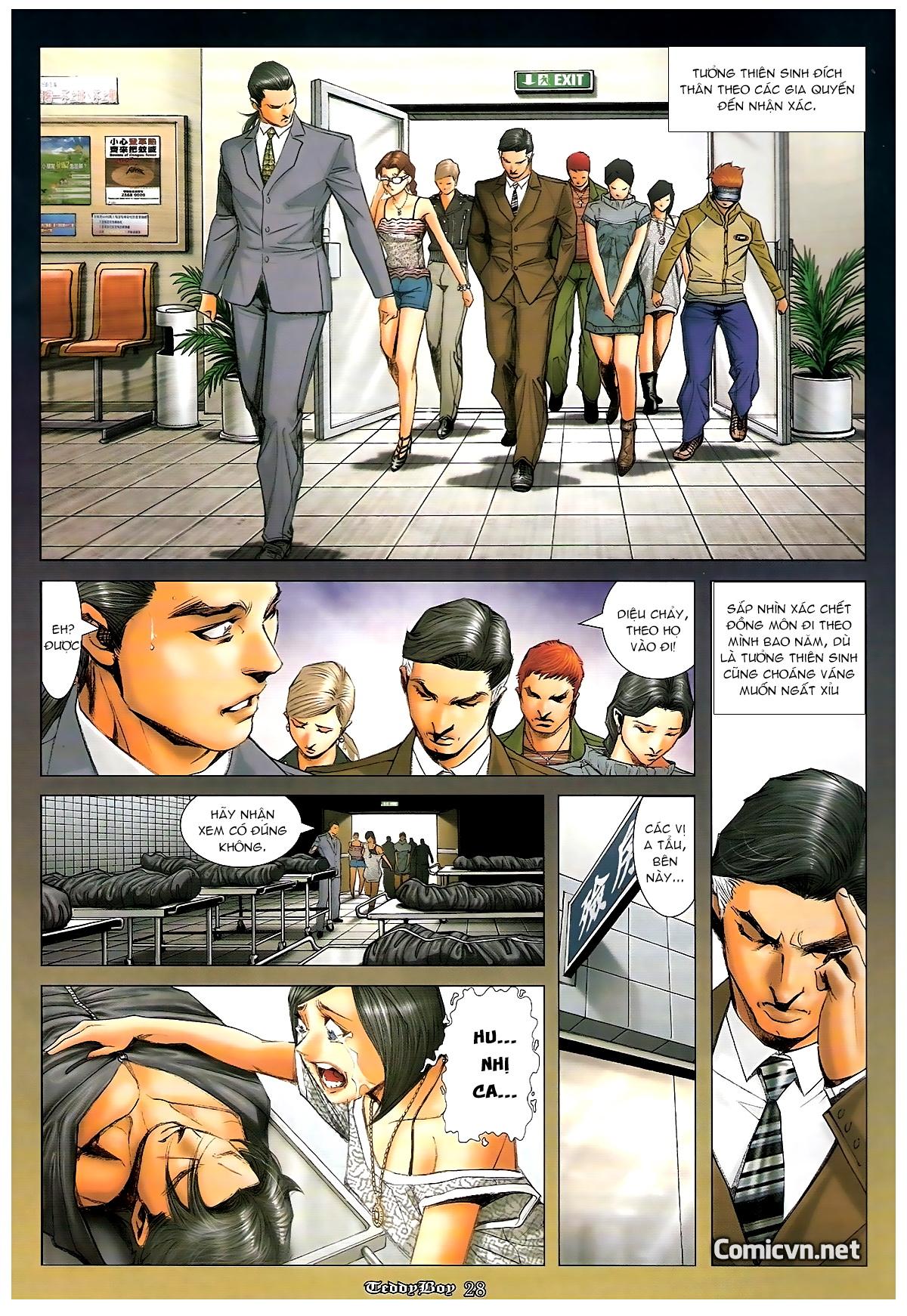 Người Trong Giang Hồ - Chapter 1240: Hàn Tân trở về - Pic 25