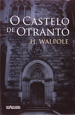 literatura de horror, edgar allan poe, hp lovecraft, o castelo de oranto, Ann Radcliffe, Matthew Gregory Lewis, Emily Bronte, Horace Walpole