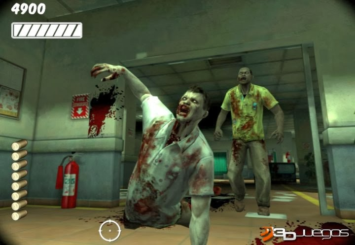 he house of the dead overkill wii 9 - The House of the Dead: Overkill [Wii] [PAL] [Español] [CZ]