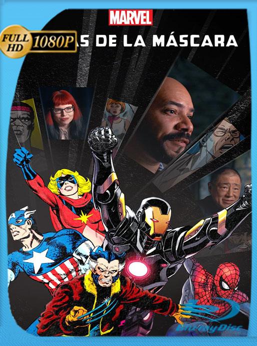 Marvel: Detrás de la Máscara (2021) 1080p WEB-DL Latino [GoogleDrive] [tomyly]