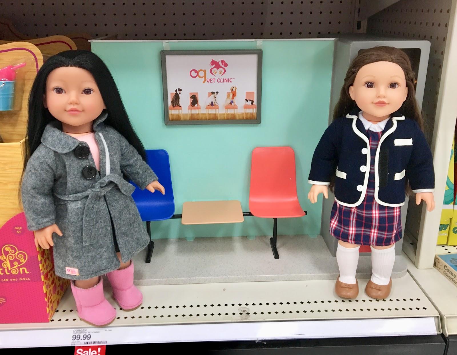 PennilessCaucasianRubbish American Doll Adventures: Dolls Go ...