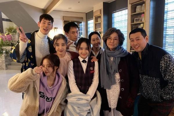 Sinopsis Hi Bye Mama! [K-drama]
