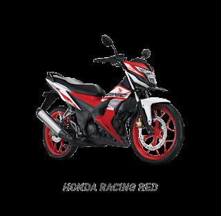 Warna, Fitur, dan Spesifikasi Honda Sonic 150