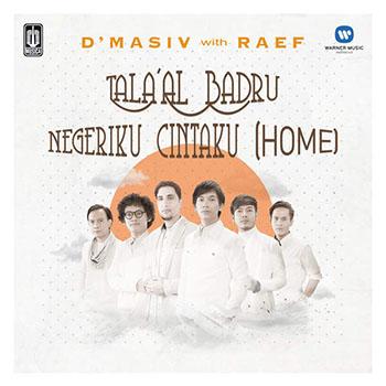 d'Masiv - Tala'Al Badru (with Raef)