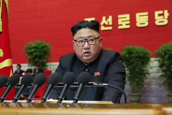 Kim Jong Un Report Third Day, January 7, 2021