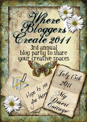 A wonderful blog party I participated in, click on the image to visit many other studios...