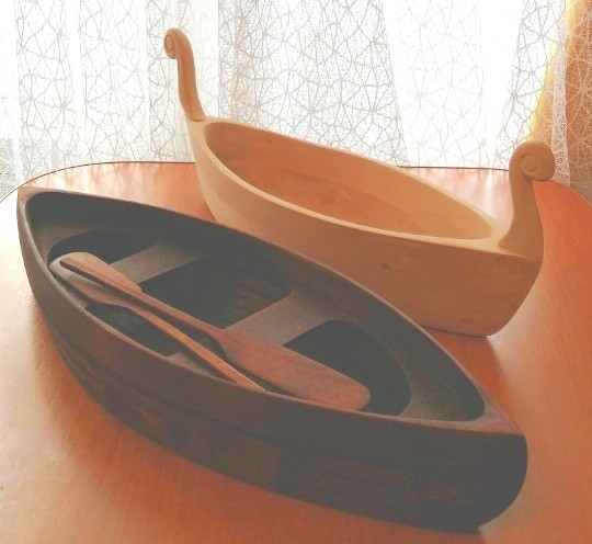 Лодки-игрушки