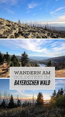 Goldsteig wandern – Fernwanderweg Goldsteig - Wandern Nationalpark Bayerischer Wald Bayern Ferienwohnung Bayerischer Wald - Best Mountain Artists