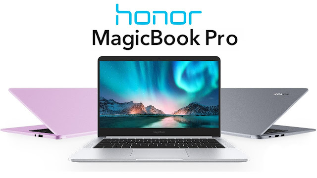 Honor's MagicBook Pro review first 16-inch laptop specifications