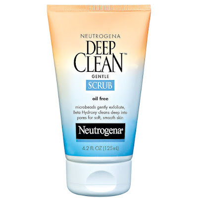 neutrogena scrub