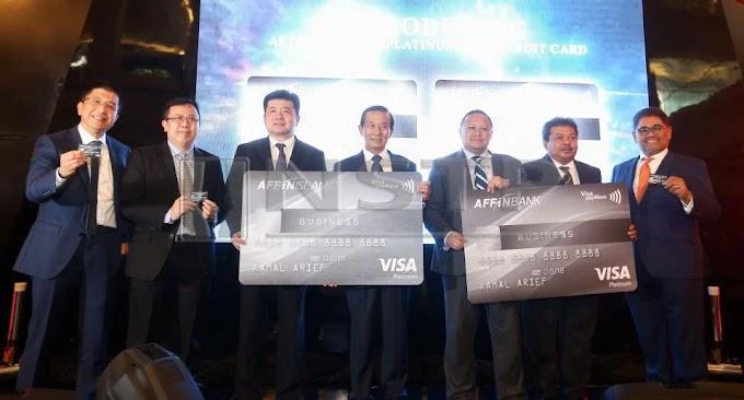 Kad Kredit AFFIN penuhi keperluan perniagaan, PKS