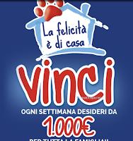 Logo Concorso Friskies e vinci 20 buoni da 1.000 euro