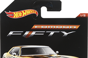 Hot Wheels 50th Years Camaro
