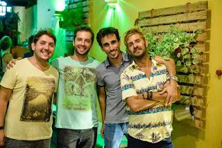 Inauguração do Jungle Rio em Botafogo