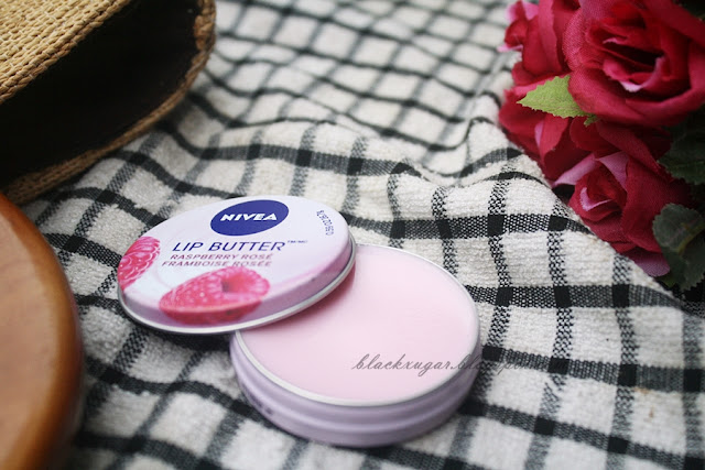 nivea lip butter review
