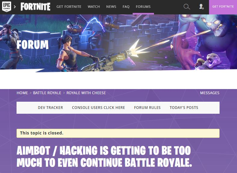 Epic Games files a Fourth Suit against Alleged Fortnite