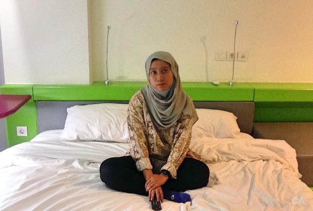 Pop! Hotel BSD Tangerang  Curitan Aqalili