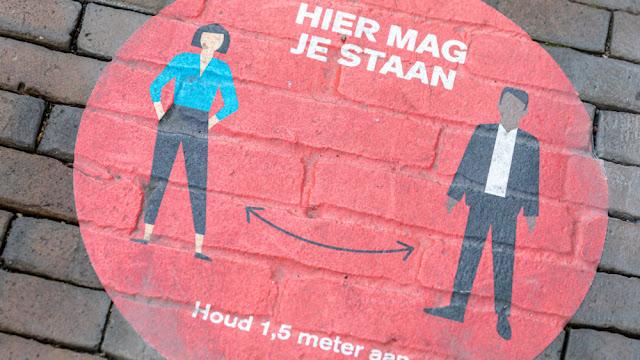 كلمات جديدة تدخل إلى اللغة الهولندية من باب كورونا