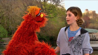 Murray What's the Word on the Street Persistent, Sesame Street Episode 4312 Elmo and Zoe's Hat Contest season 43