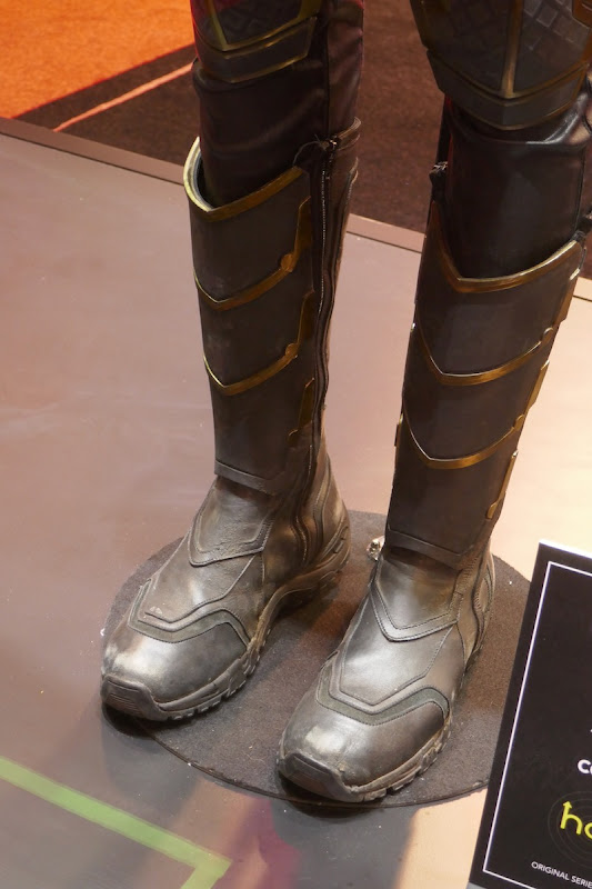 Avengers Endgame Hawkeye movie costume boots
