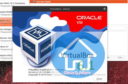 VirtualBox Versi 6.1.0 Hadir dengan Beragam Peningkatan Fitur