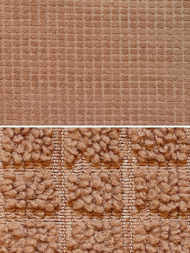 Brown mat texture