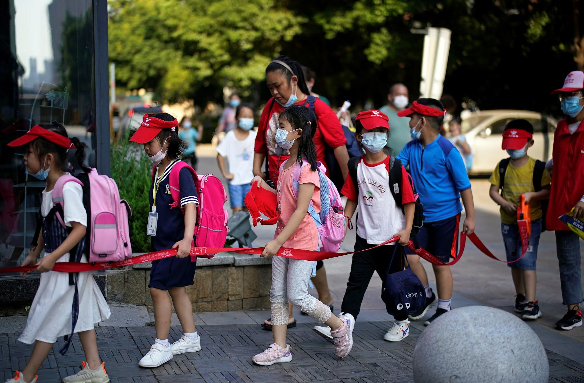 China Rancang Aturan Baru Untuk Lembaga Pendidikan Swasta