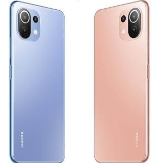 شاومي مي 11 لايت Xiaomi Mi 11 Lite