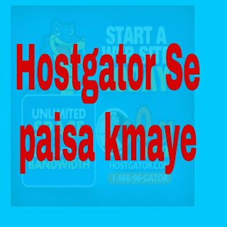 How to earn with Hostgator Affiliate website