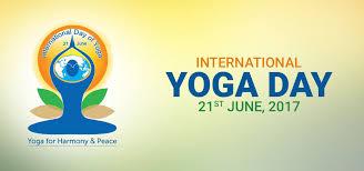 International yoga day 2018