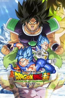 Dragon Ball Super: Broly Dublado Online