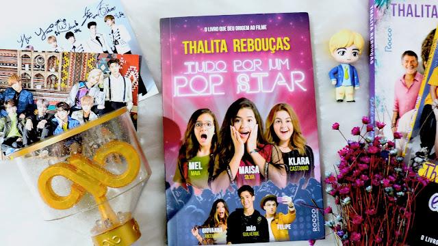 Tudo Por Um Pop Star: um livro sobre amor de fã e amizade