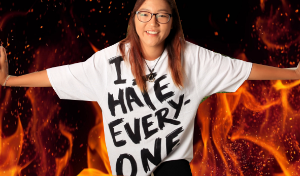 Lydia Ko Hate Everyone Shirt