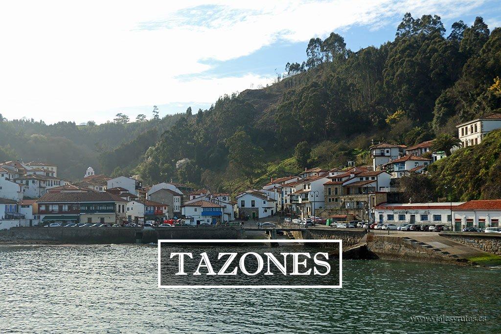 Qué ver (y que comer) en Tazones, Asturias
