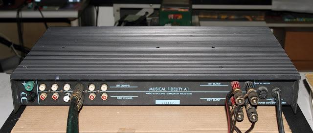 Musical Fidelity Repair