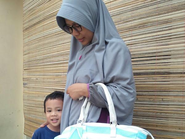 Mooimom Lady Diaper Bag, Solusi Emak Rempong Agar Tetap Cantik