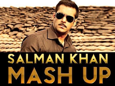 Salman Khan Mashup - DJ Chetas (2013)