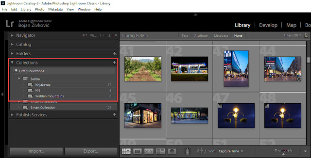 Why and How to Create and Use Smart Collections in Lightroom Classic