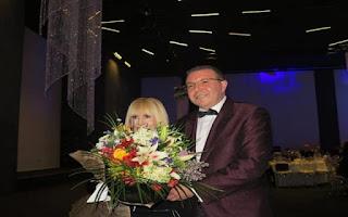 Лили Иванова със Здравния Министър