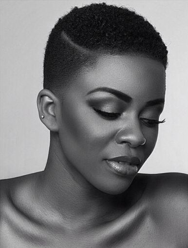 ... Hairstyles For Women. on shaved hairstyles for black women pinterest