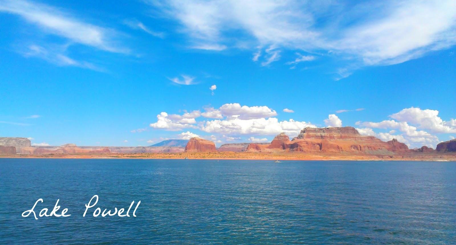 Honey I'm Home: Lake Powell Vacation