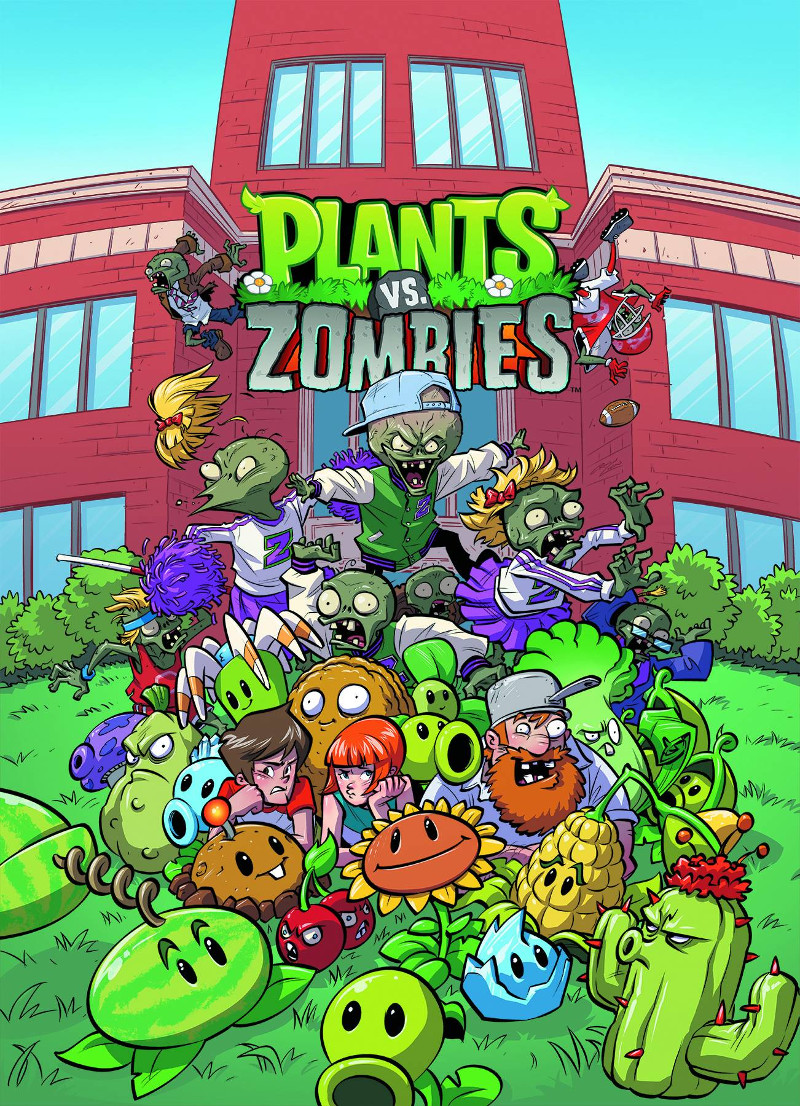 Planet Vs Zombies