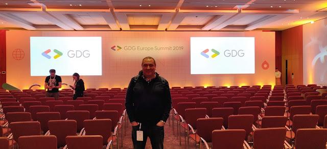 GDG Summit EU 2019, Lisboa