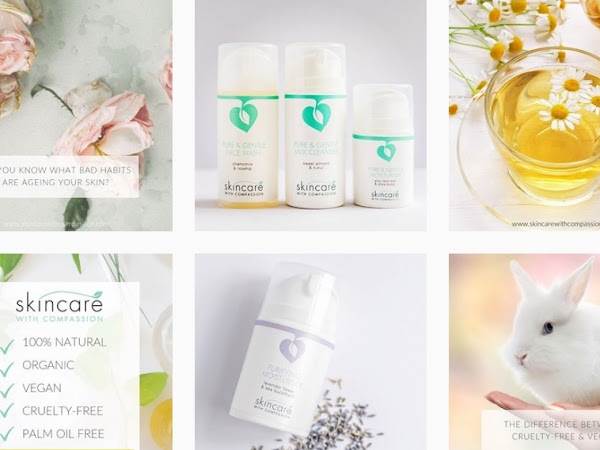 Interview: Skincare with Compassion - natural, cruelty free and vegan
