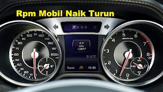 Penyebab dan Solusi Mengatasi Jarum Rpm Mobil Naik Turun